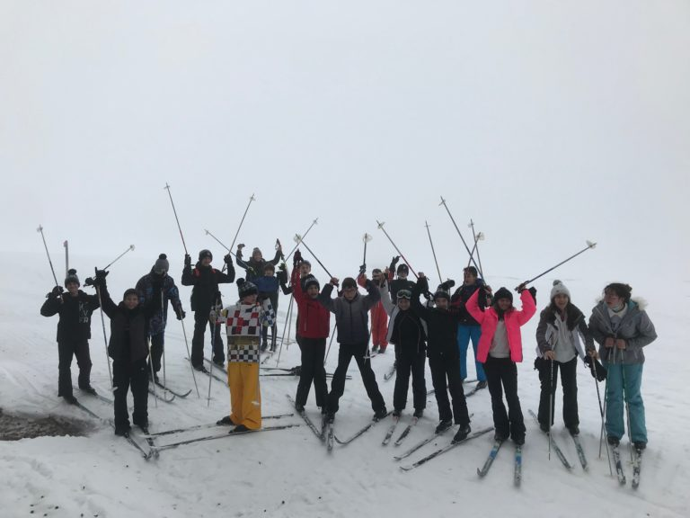 Sorties ski de fond