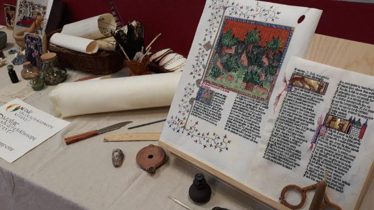 Ateliers du Moyen Age